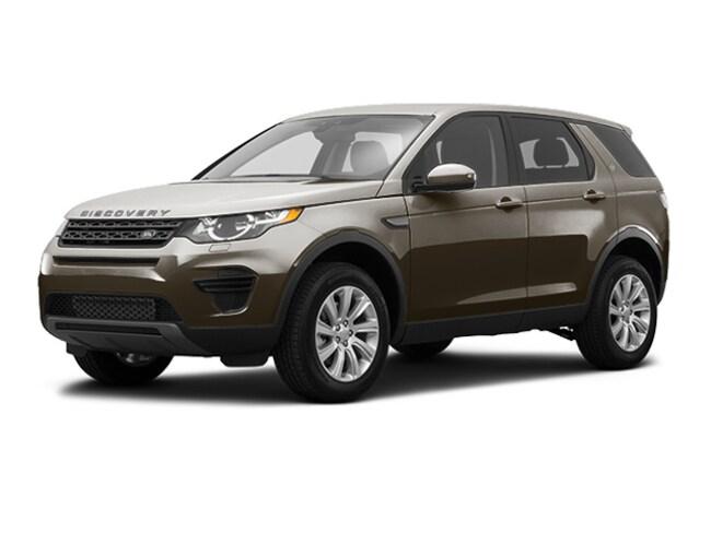 New 2017 Land Rover Discovery Sport For Sale Seaside Ca