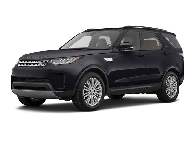 2017 Land Rover Discovery Suv Naperville