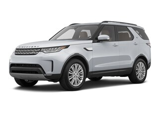 2017 Land Rover Discovery SUV