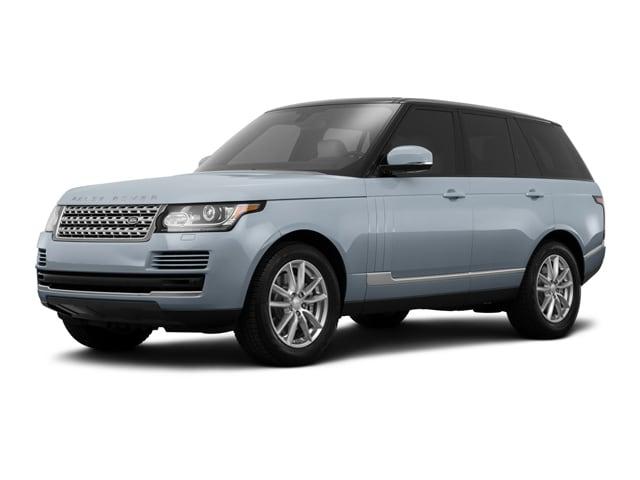 2017 Land Rover Range Rover Suv Houston