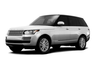 New 2017 Land Rover Range Rover 3.0L V6 Supercharged HSE SUV 17A4429 in Wilmington, DE