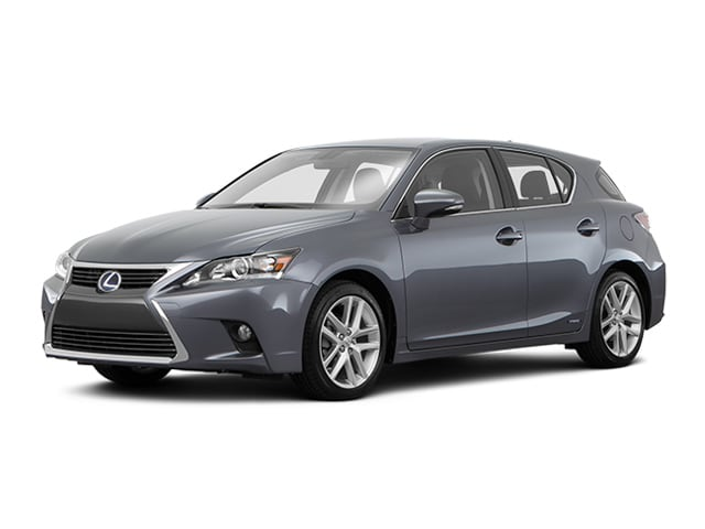 2017 Lexus CT 200h Hatchback