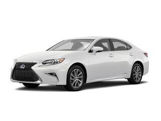 2017 LEXUS ES 300h Base Sedan