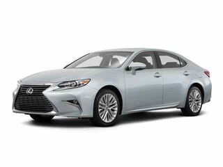 New 2017 LEXUS ES 350 Base (A6) Sedan
