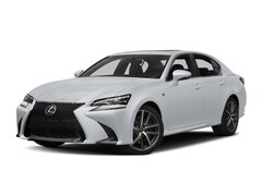 2017 LEXUS GS 350 F Sport Sedan