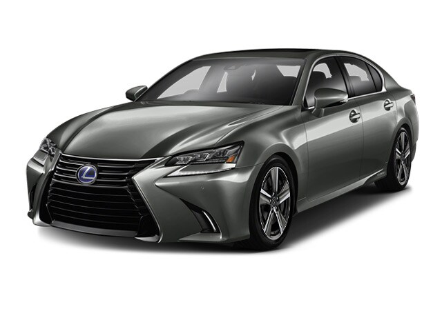 2017 Lexus GS 450h Sedan