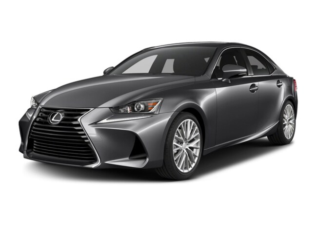 2017 LEXUS IS 300 Sedan
