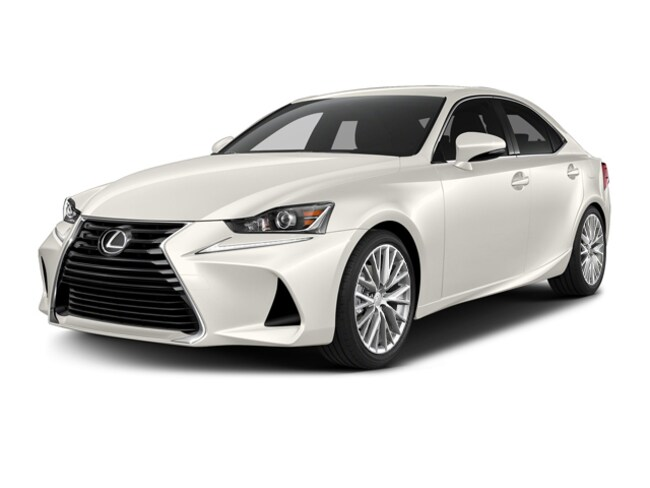 2017 LEXUS IS 300 Premium Package Sedan