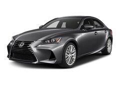 2017 LEXUS IS 300 F Sport Series 2 Sedan
