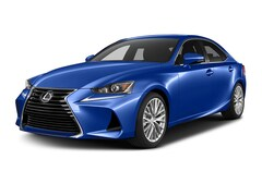 2017 LEXUS IS 300 F Sport Series 2, Premium Paint Sedan
