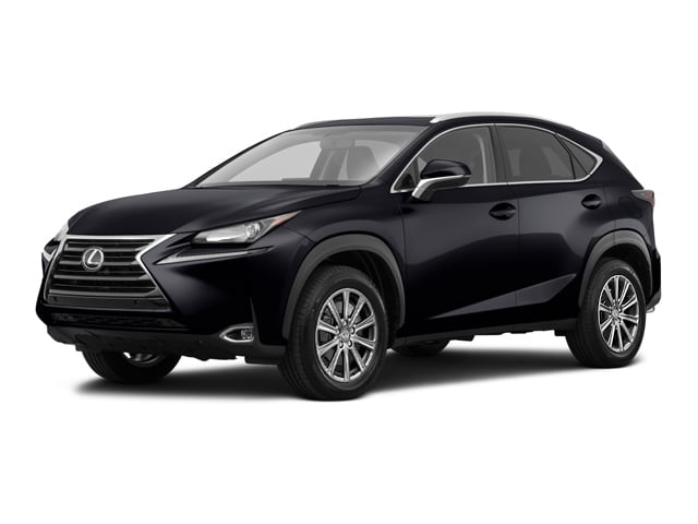 2017 LEXUS NX 200t Luxury Package SUV