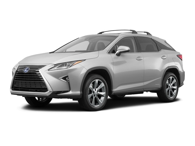 New 2017 Lexus RX 450h 4x4 SUV for sale in the Boston MA area