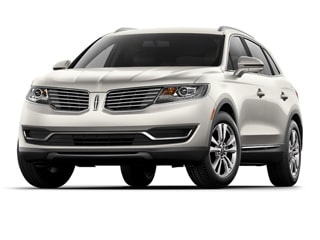 2017 Lincoln MKX SUV White Platinum Metallic Tri