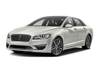 2017 Lincoln MKZ Sedan White Platinum Metallic Tri