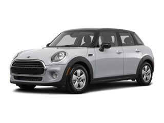 2017 MINI Hardtop 4 Door Hatchback White Silver Metallic