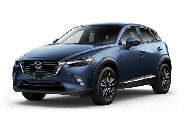 New 2017 Mazda Mazda CX-3 GR TOURING AWD Sport Utility near Minneapolis & St. Paul MN