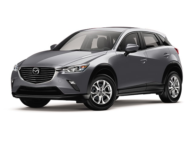 New 2017 Mazda Mazda CX-3 Sport SUV Near Morristown