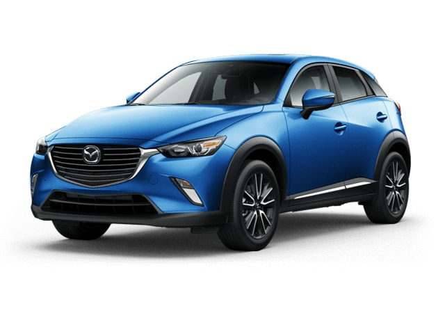 New 2017 Mazda Mazda CX-3 TOURING AWD Sport Utility Minneapolis