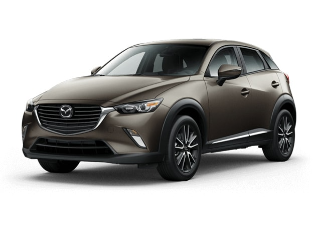 New 2017 Mazda Mazda CX-3 Touring SUV in Worcester