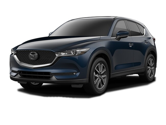 New 2017 Mazda CX-5 Grand Touring SUV in Norwood serving greater Boston MA