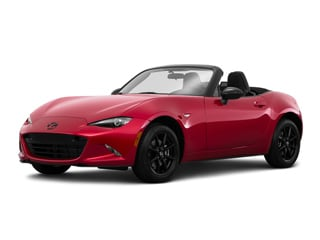 2017 Mazda Mazda MX-5 Miata Convertible Soul Red Metallic