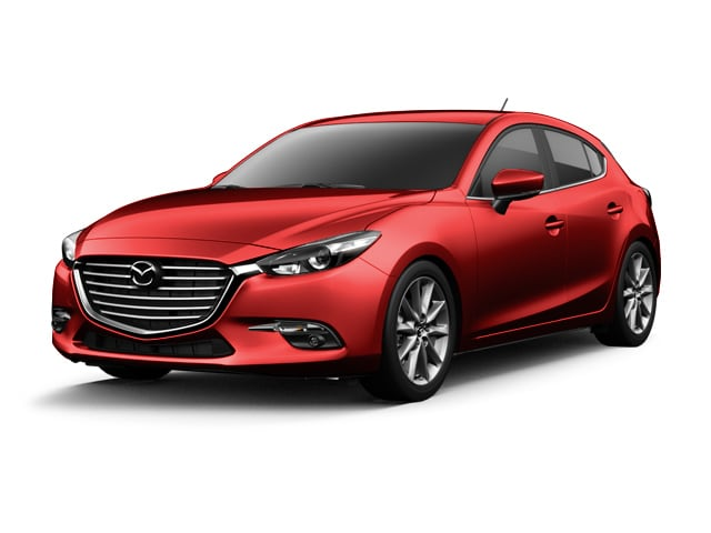 New 2017 Mazda Mazda3 GR TOURING HATCH Hatchback near Minneapolis & St. Paul MN