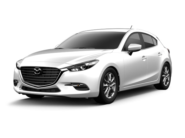 New 2017 Mazda Mazda3 SPORT HATCH Hatchback near Minneapolis & St. Paul MN