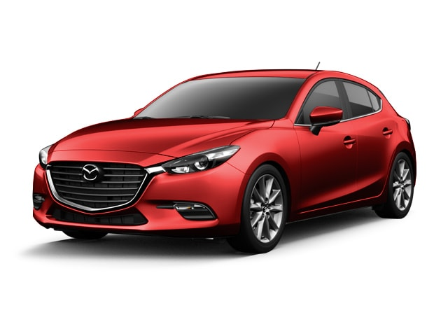 New 2017 Mazda Mazda3 2.0 TOURING HATCH Hatchback near Minneapolis & St. Paul MN
