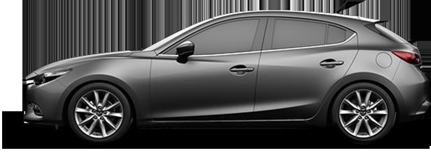 2017 Mazda Mazda3 Hatchback Touring