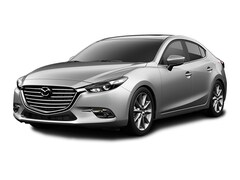 2017 Mazda Mazda3 Grand Touring Sedan JM1BN1W39H1135288 for sale in Shrewsbury, MA at Sentry Mazda