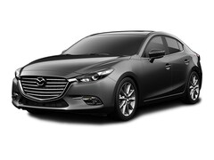 2017 Mazda Mazda3 Grand Touring Sedan JM1BN1W37H1115220 for sale in Shrewsbury, MA at Sentry Mazda