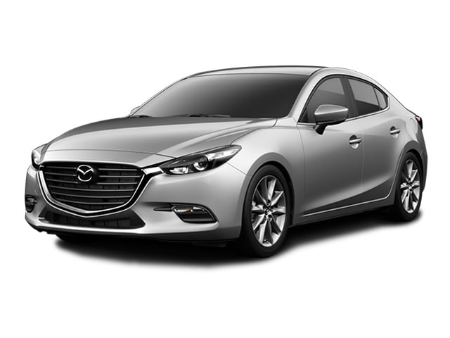 2017 Mazda Mazda3 4-Door Touring Auto Car