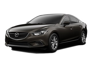 2017 Mazda Mazda6 Sedan Titanium Flash Mica