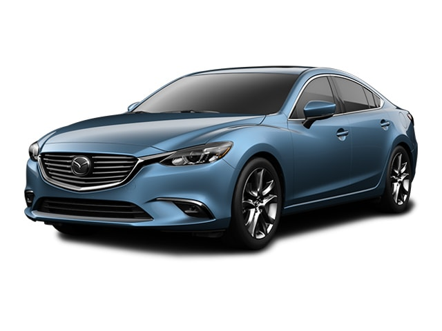 New 2017 Mazda6 Grand Touring Sedan Waterbury, Connecticut