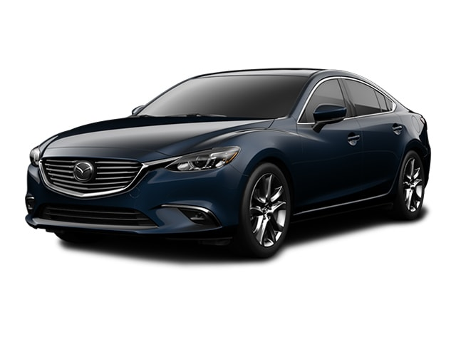 New 2017 Mazda Mazda6 Grand Touring Sedan in Worcester