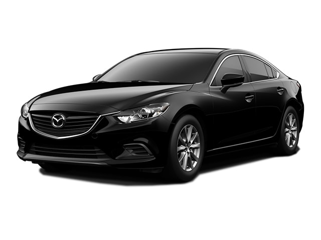New 2017 Mazda Mazda6 I SPORT Sedan near Minneapolis & St. Paul MN