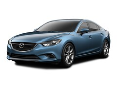 New 2017 Mazda Mazda6 Touring Sedan 17M104 in Canandaigua, NY
