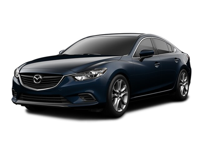 New 2017 Mazda Mazda6 Touring Sedan in Norwood serving greater Boston MA