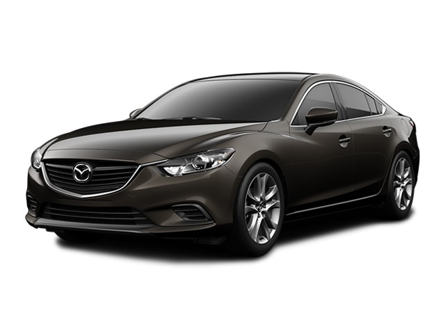 New 2017 Mazda Mazda6 I TOURING Sedan near Minneapolis & St. Paul MN