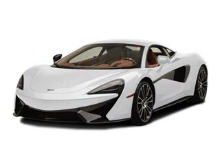 2017 McLaren 570S Coupe White
