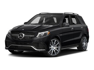 2017 Mercedes-Benz AMG GLE 63 4MATIC SUV