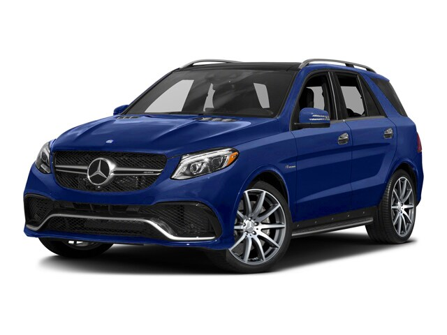 2017 Mercedes-Benz AMG GLE43 4MATIC SUV