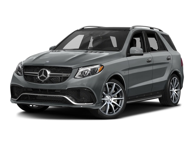 New 2017 Mercedes-Benz AMG GLE63 4MATIC SUV for sale in the Boston MA area