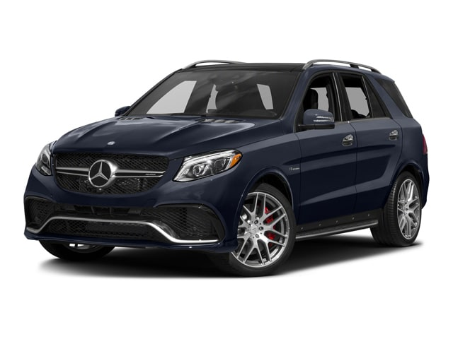 2017 Mercedes-Benz AMG GLE63 S 4MATIC SUV