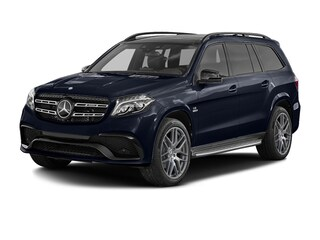 2017 Mercedes-Benz GLS 4MATIC SUV