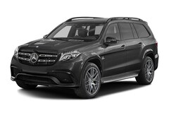 2017 Mercedes-Benz AMG GLS 63 4MATIC SUV