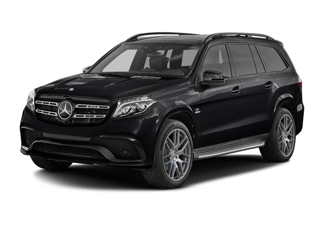 New 2017 Mercedes-Benz AMG GLS63 4MATIC SUV in Denver