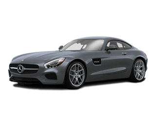 2017 Mercedes-Benz AMG GT Coupe Selenite Gray