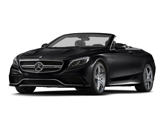 2017 Mercedes-Benz AMG S63 Base (A7) Cabriolet