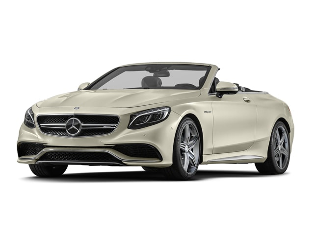 2017 Mercedes-Benz AMG S65 S63 4MATIC Cabriolet